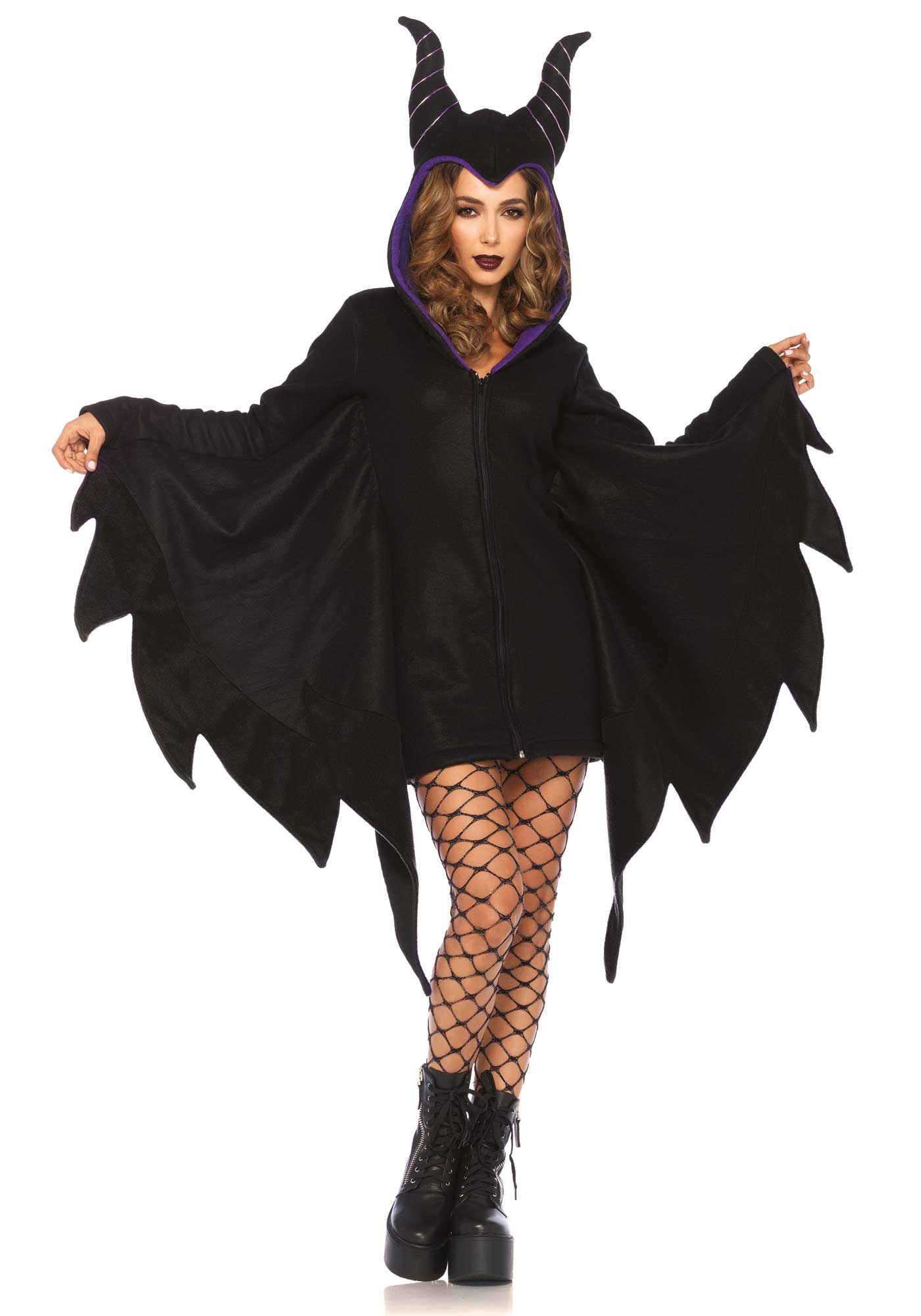 Cozy Villain Maleficent