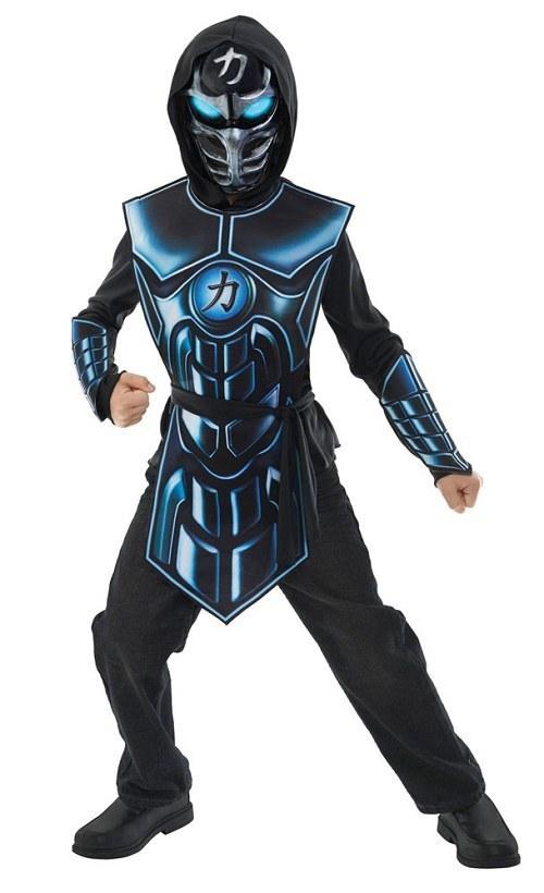 Kids Ninja Robot Costume