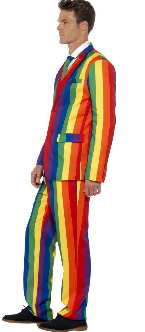 Rainbow Wigs - Rockstar Wigs