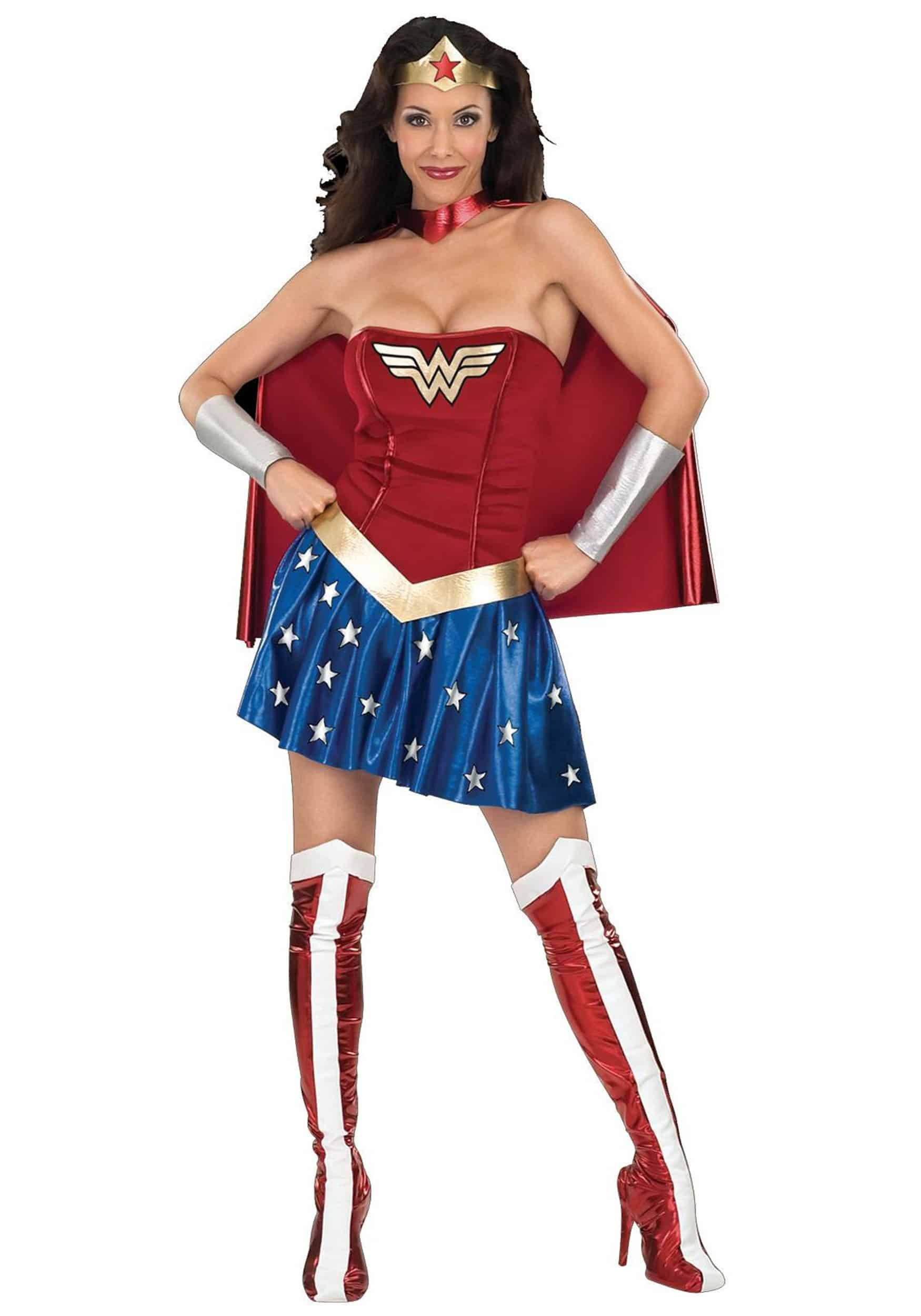 Wonder Woman Costume  sc 1 st  The Costume Shop & SuperHero Costumes - Irelandu0027s Widest Range of SuperHero Fancy Dress