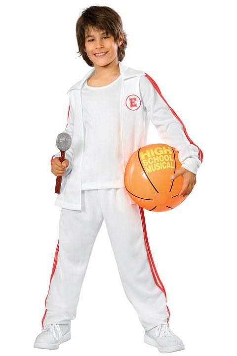 Troy , High School Musical Costume