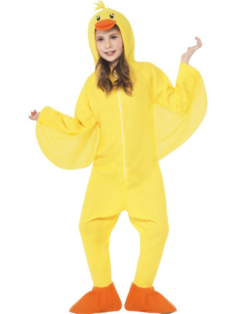 Duck Costume Tween