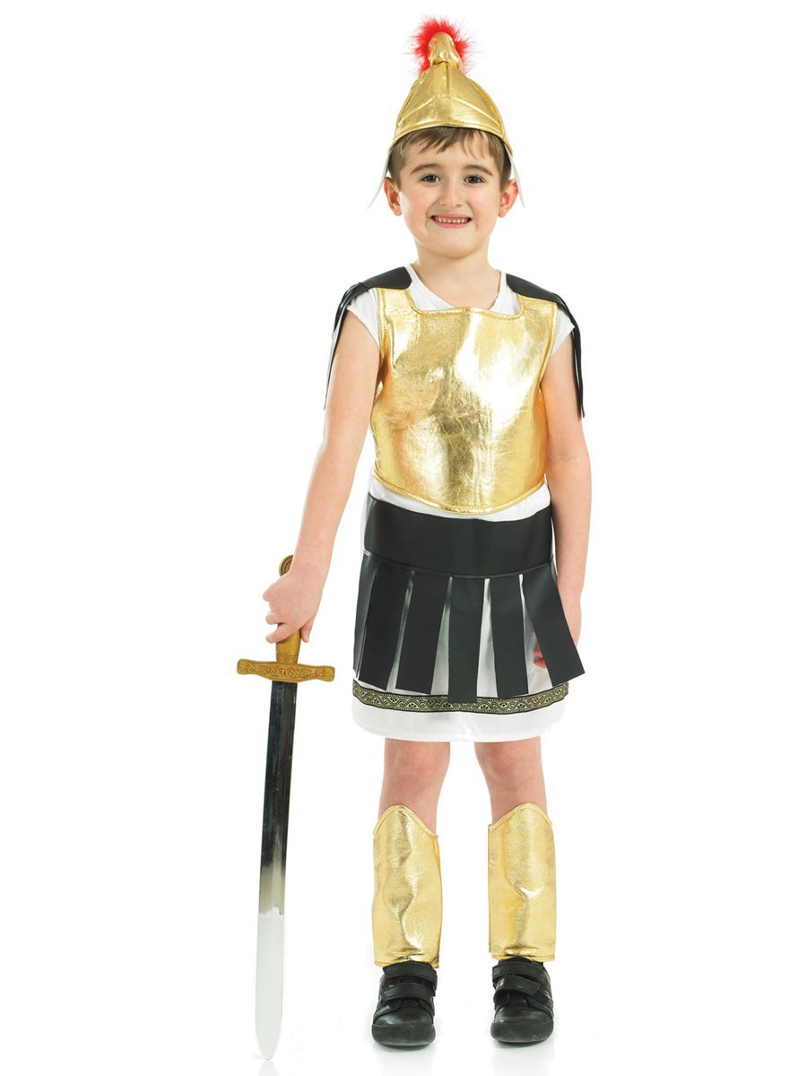 Tweens Roman costume  sc 1 st  The Costume Shop & Tween Roman Soldier Costume