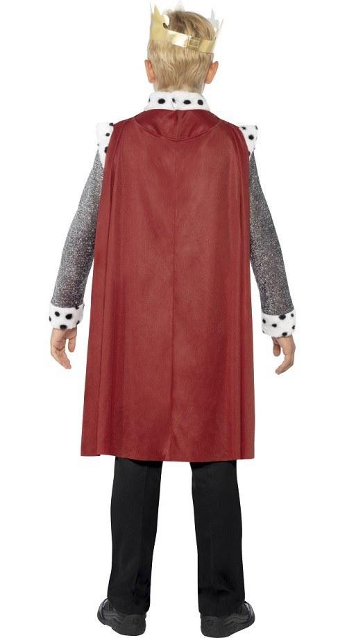 Kids King Arthur Costume