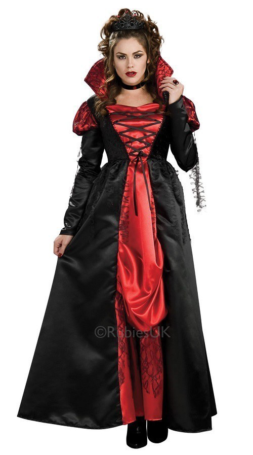 vampiress costume. Black Bedroom Furniture Sets. Home Design Ideas