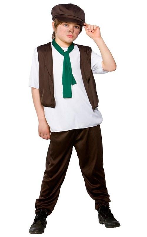 8955066700 Victorian Boy Costume - Kids