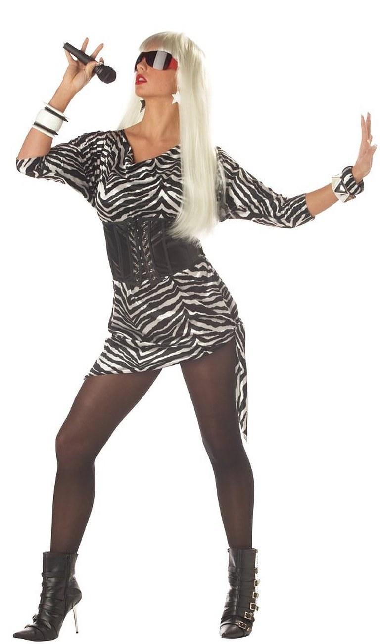 Video Vixen Ladies Costume