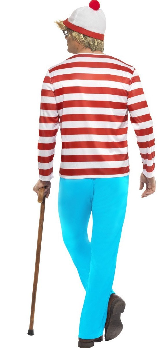 Budget Where S Wally Costume Only 26 99