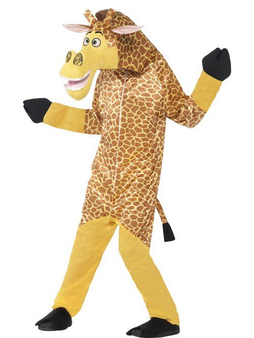 Kids madagascar melman the giraffe costume - Girafe madagascar ...