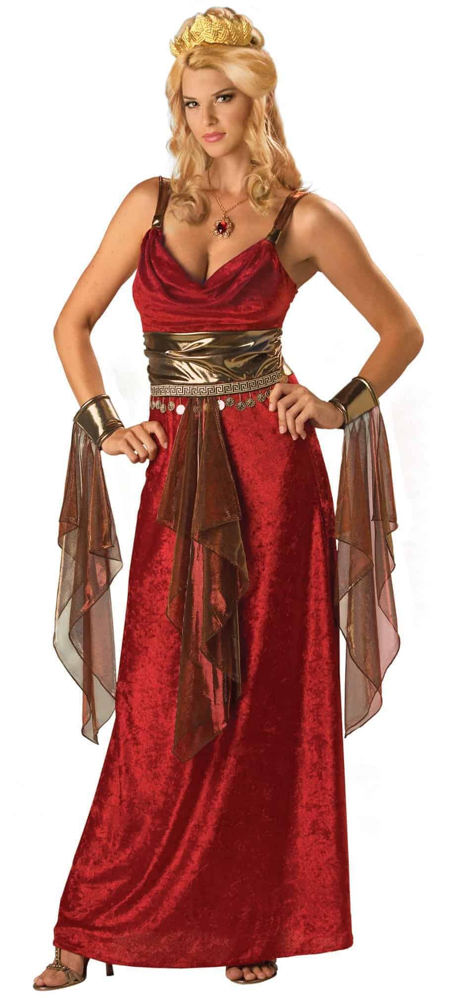 Glamourous Goddess Costume
