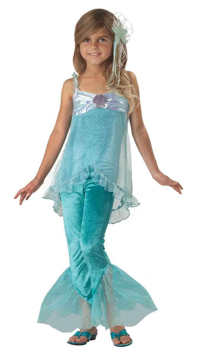 Mischievous Mermaid Costume - Child