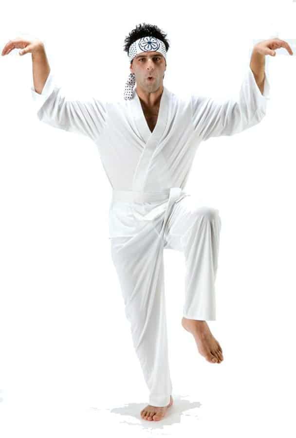 Kung Fu Karate Kid Balance