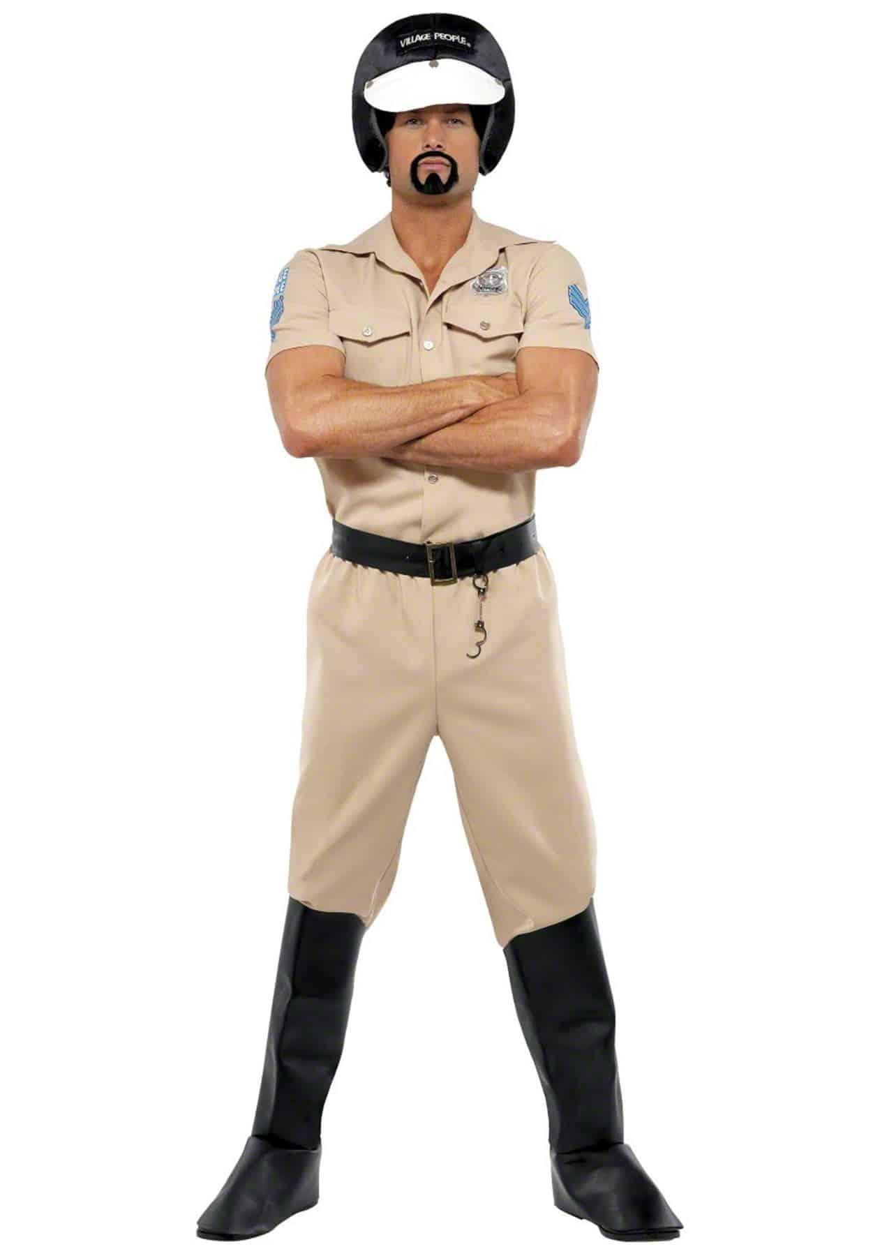 motorcycle cop costume