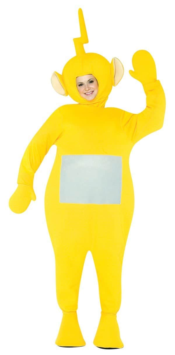 Teletubbies Costume Laa Laa