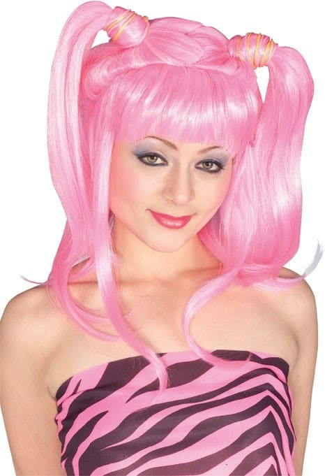 Wigs With Pig Tails 3