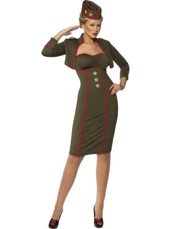 Classy Army Girl Costume - photo #36
