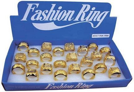 Gold Soverign Rings images