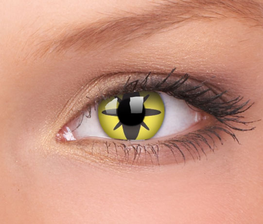 Heart Contact Lenses