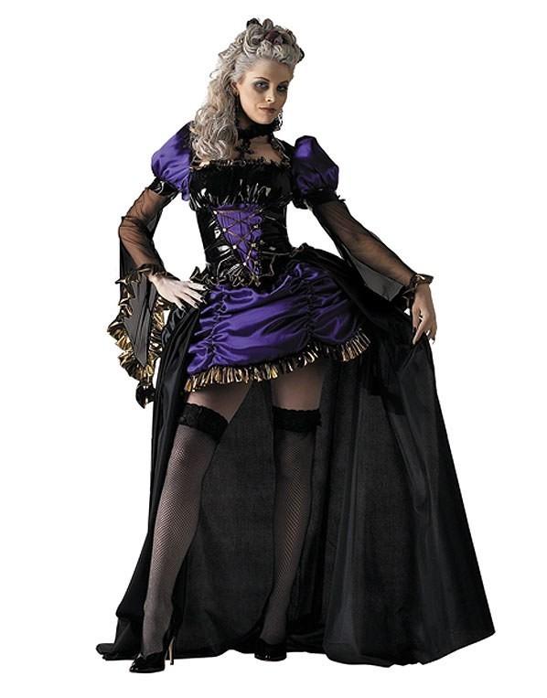 the evil court lady costume. Black Bedroom Furniture Sets. Home Design Ideas
