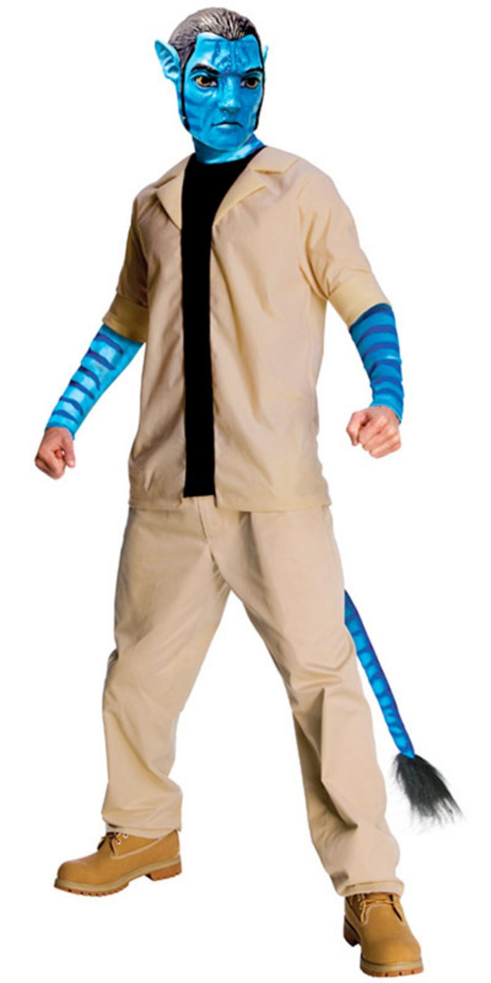 Official Avatar Jake Sully Mens Costume