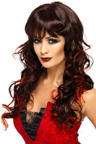 Vixen Wig - Brown/Red
