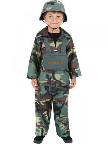 army costume