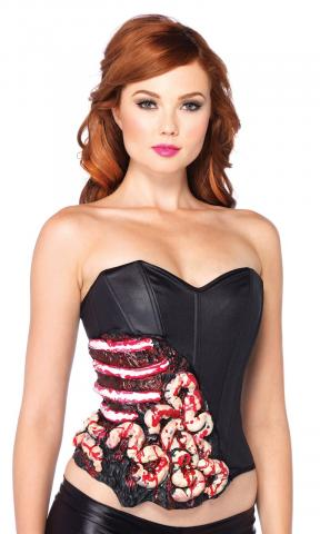 Ladies Halloween Corset Top