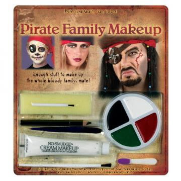 Pirate Facepaint