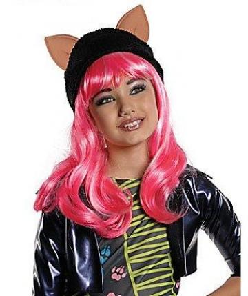 Monster High Howleen Wolf Wig - Kids