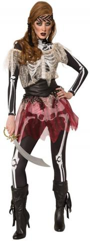 Skellie Pirate Wench Costume