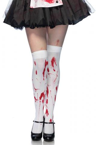 Bloody Zombie Stockings