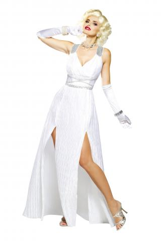 Hollywood Goddess Costume
