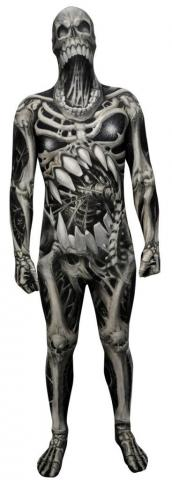 Skull And Bones Morphsuit - Kids