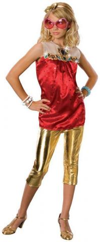 "High School Musical Deluxe Sharpay ""End Of Year"" Costume"