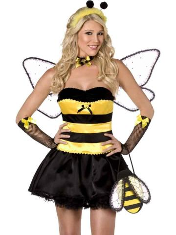 honey bee fancy dress costume