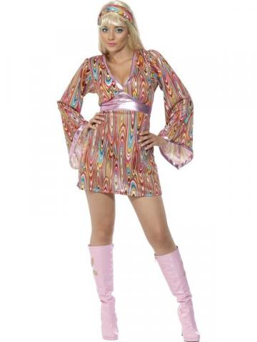 Hippy Hottie Costume