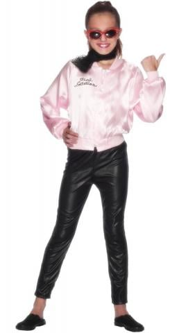 Pink Ladies Jacket - Tween