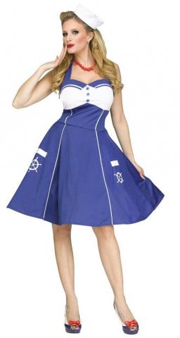 Sweet Sailing Costume