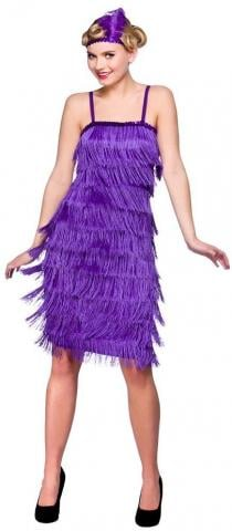 jazzy flapper costume