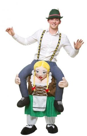 carry me bavarian girl