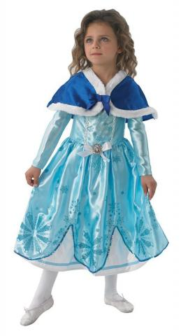 Deluxe Winter Sofia Costume - Kids