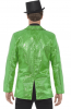 Green Sequin Jacket - Mens