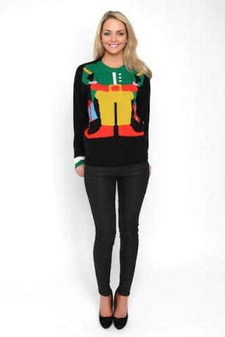 Ladies Elf Jumper