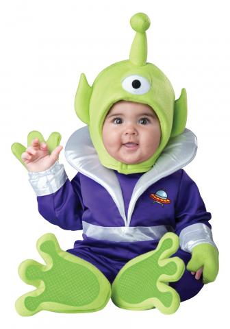 Mini Martian Costume