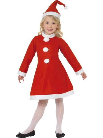 Kids Value Santa Costume