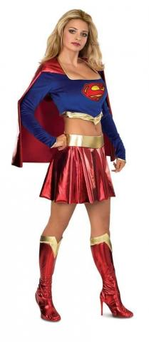 Superwoman fancy dress
