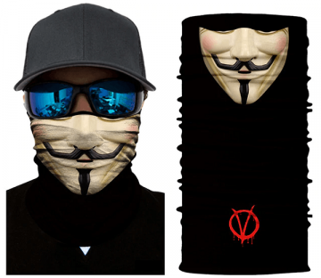 Anonymous 3D Multi-Scarf