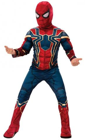 Avengers Infinity War Iron Spider Costume - Kids