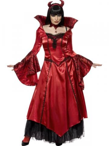 Devil's Temptress Costume