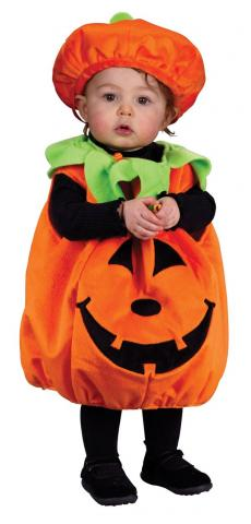 Pumpkin Cutie Pie Costume